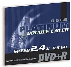 Verbatim DVD+R 8.5 GB 2.4x Double Layer Cake (10szt.)